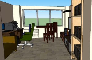50 W 97 ST Living Room_04